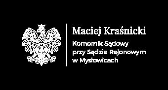 Maciej Kraśnicki – Komornik Sądowy przy Sądzie Rejonowym w Mysłowicach Logo